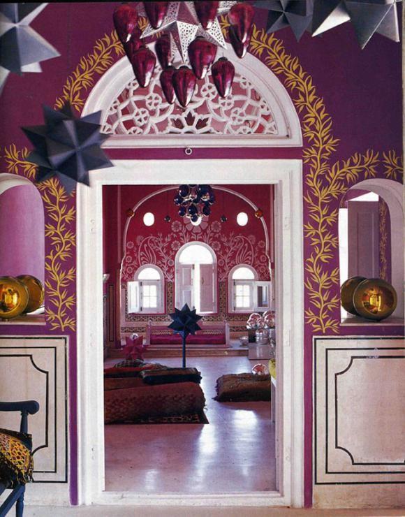Особенности марокканского стиля в интерьере