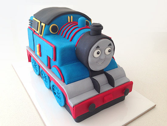 этот торт в виде паровозика фото хвалёная