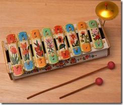 MILLER, Harold Leslie MILLER Xylophone