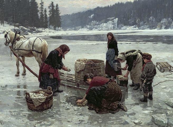 Заработки рабочего люда в Российской Империи