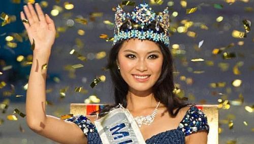 мисс мира 2012 китаянка