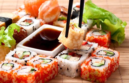 О пользе суши и роллов