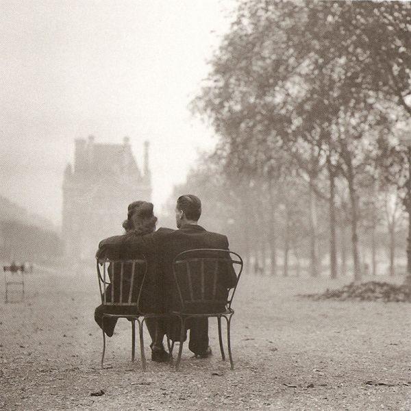 Старые фото Парижа