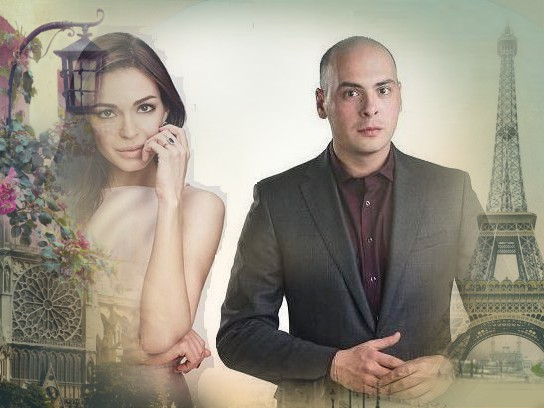 Антон Привольнов и Агния Дитковските