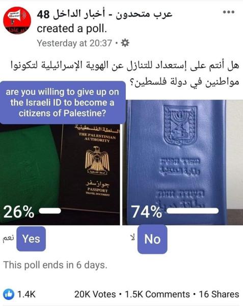 арабский опрос