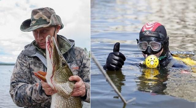рыбалка путина форум