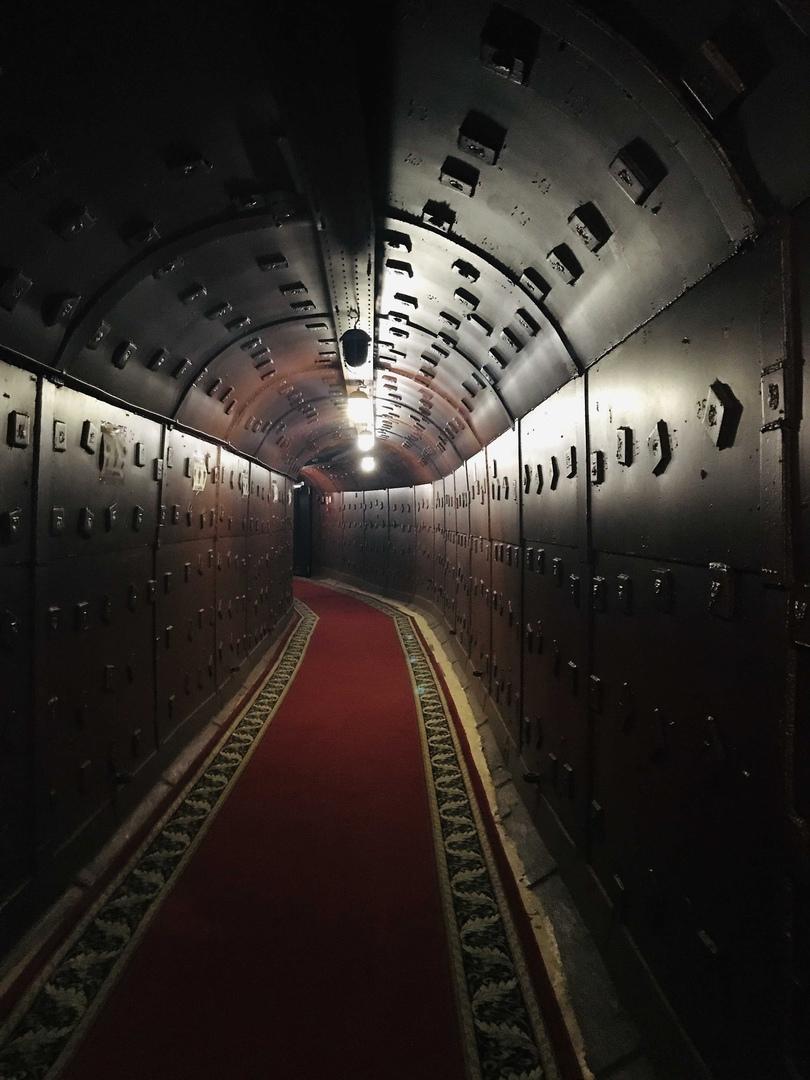 Бункер -42, или на глубине 65 метра.