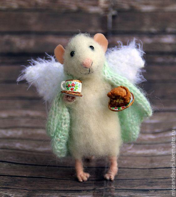 Мышки.