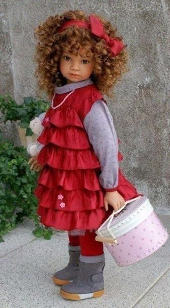 Реалистичные куколки Анжелы Суттер.