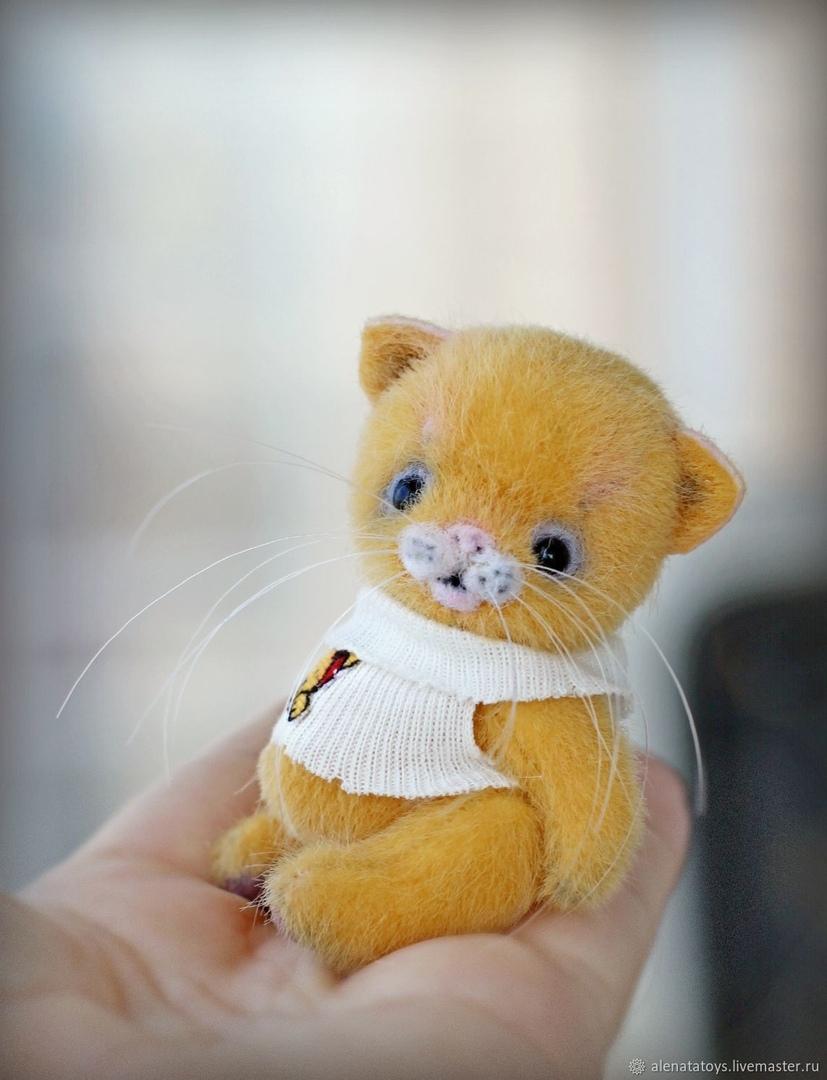 Авторские игрушки Наташи Леушиной