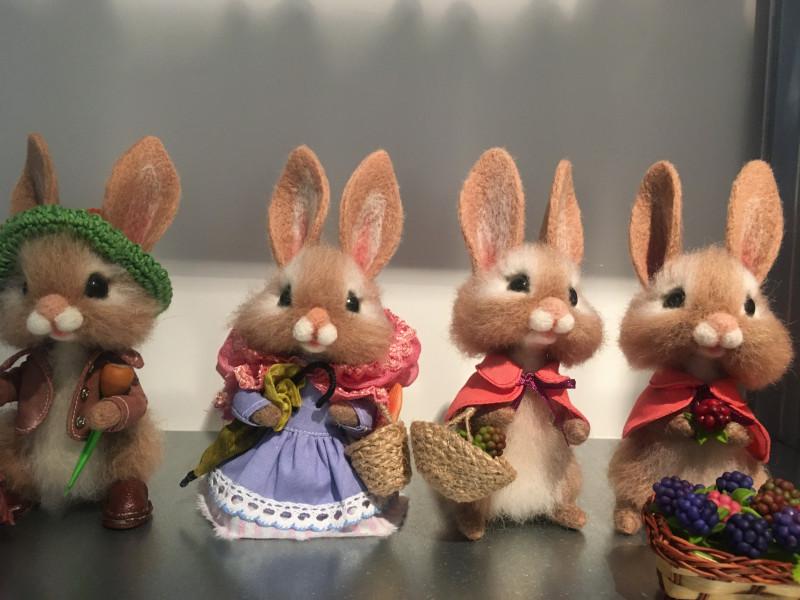 Выставка кукол в Гостином дворе.