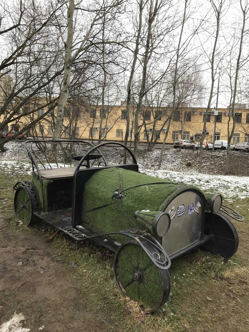 Невский Причал на Водном Стадионе.