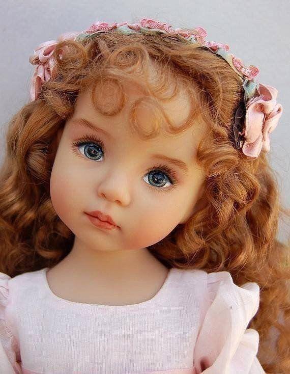 Вот это по-нaстоящему красивые куклы.
