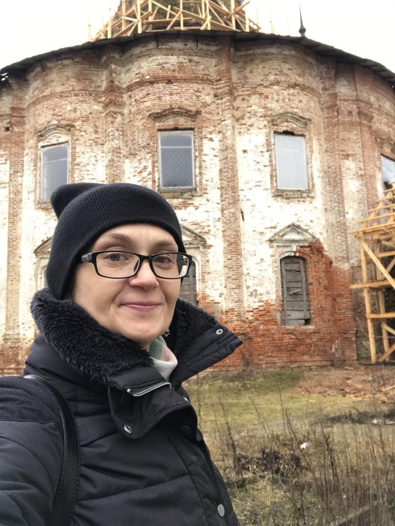 Мое открытие в Ярославской области.