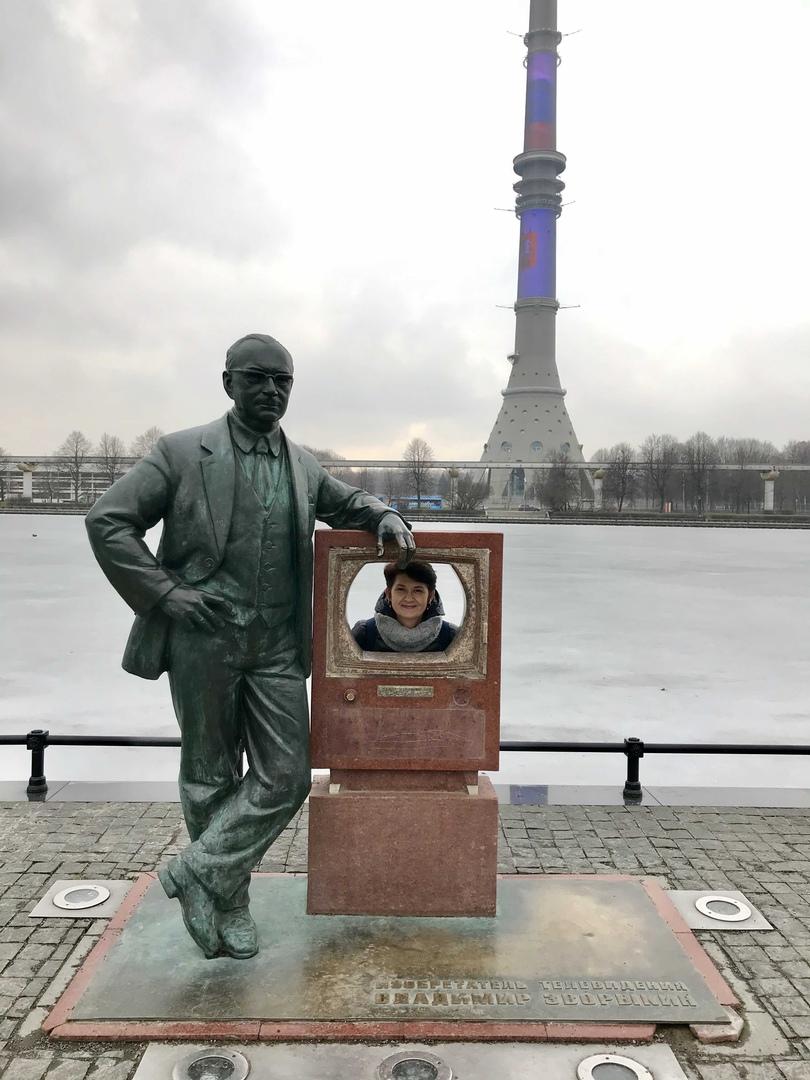Говорит и показывает Москва