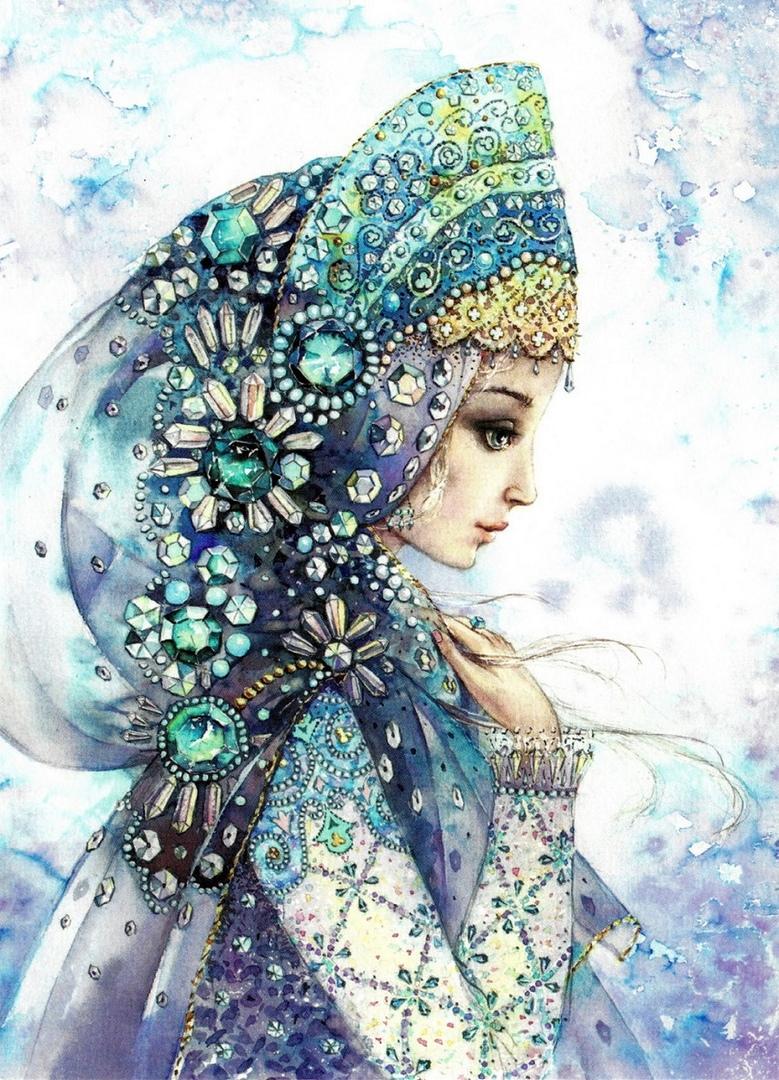 Иллюстрации Чистотиной Евгении