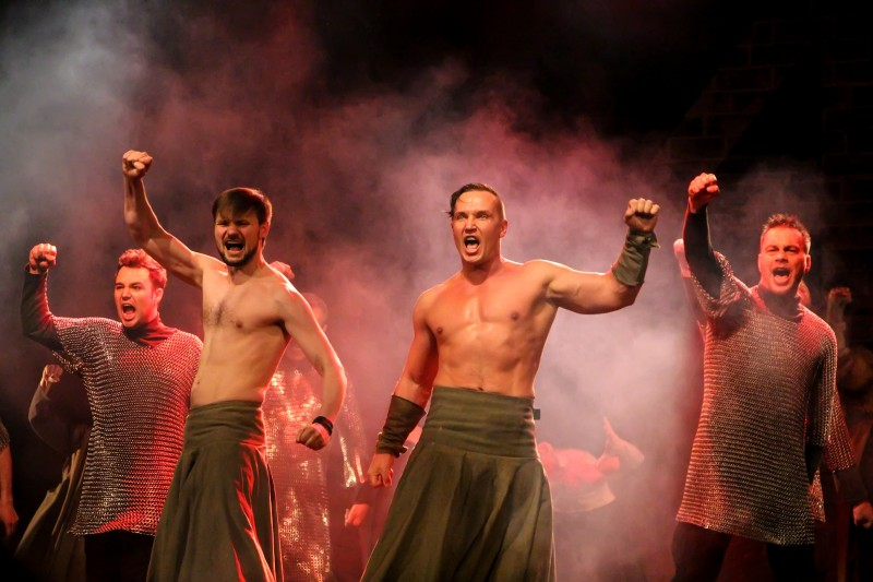 актеры театра на Юго-Западе