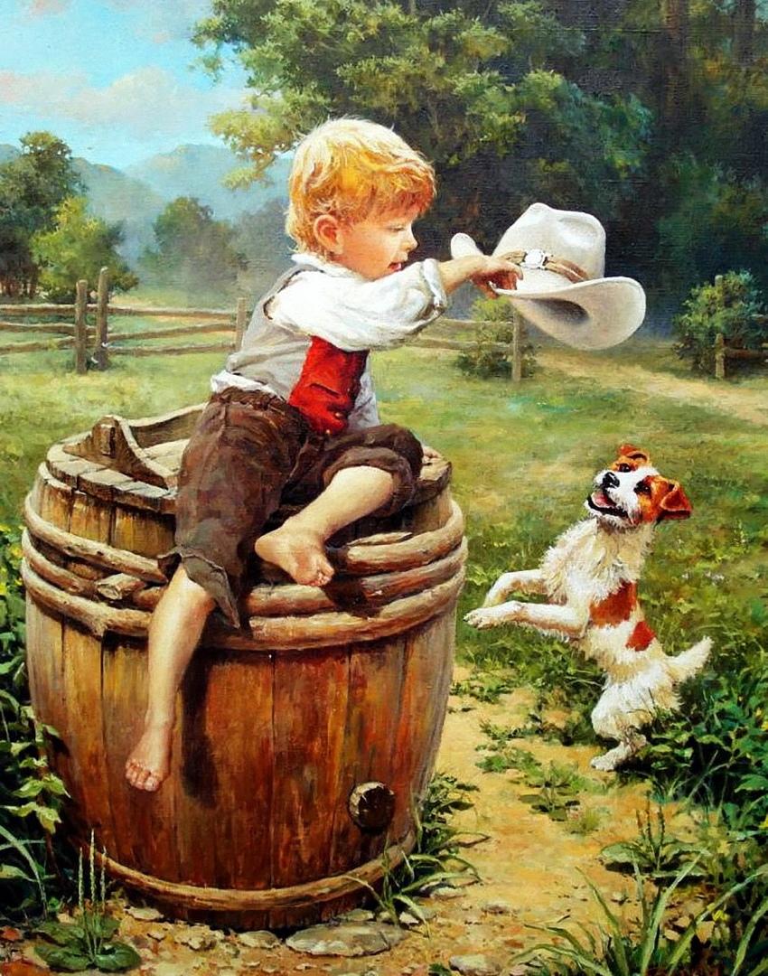 Работы Владислава Леонович