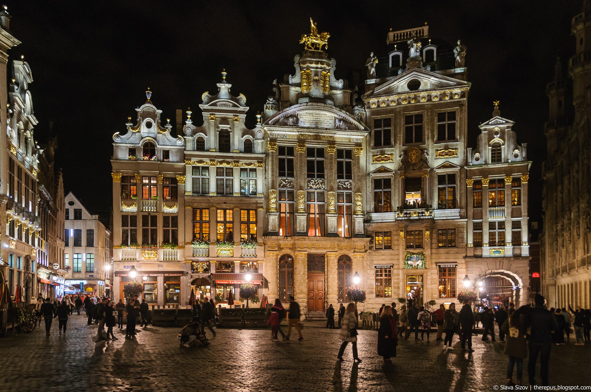 Про Брюссель, часть 1