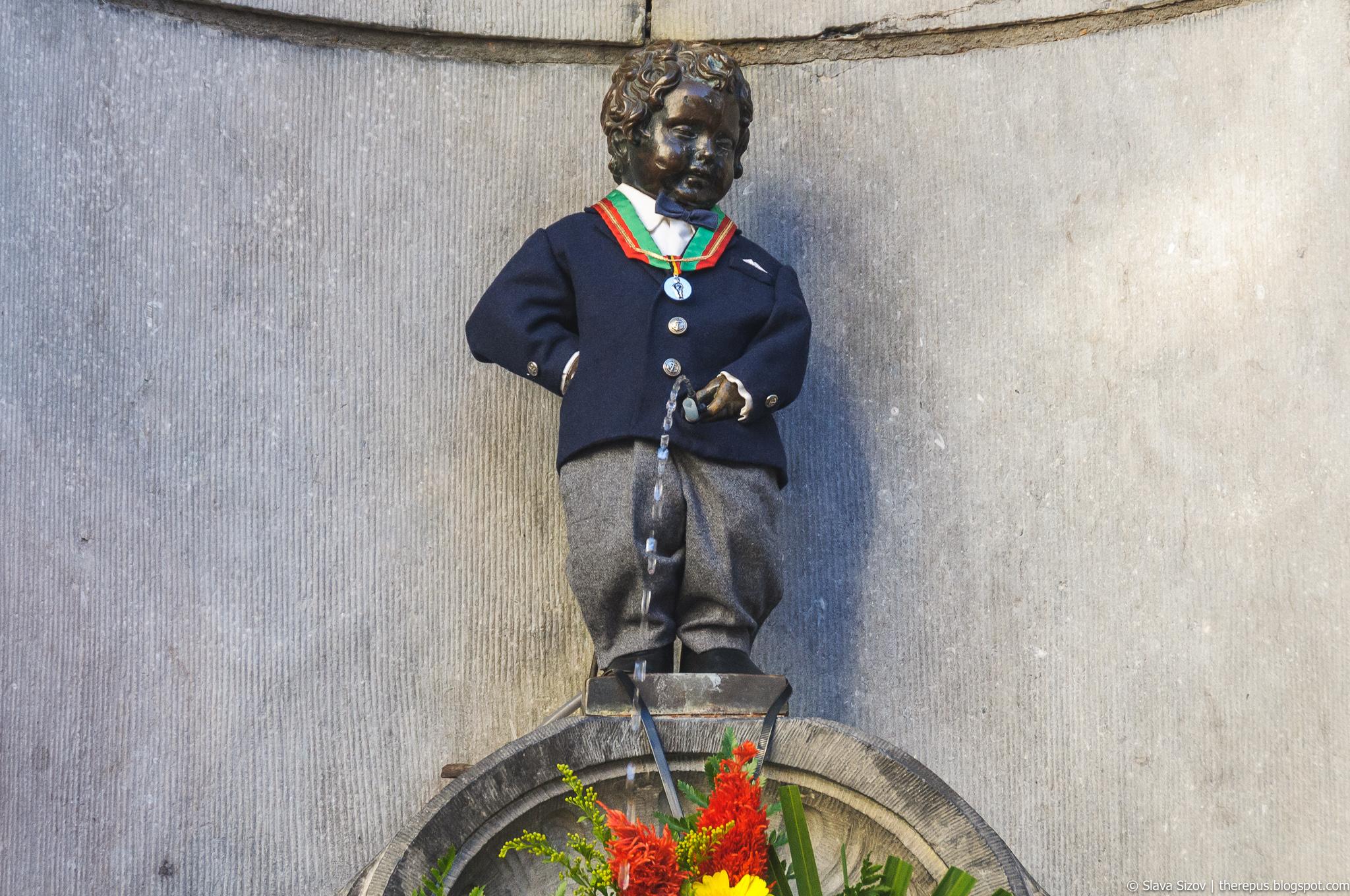 Про Брюссель, часть 3