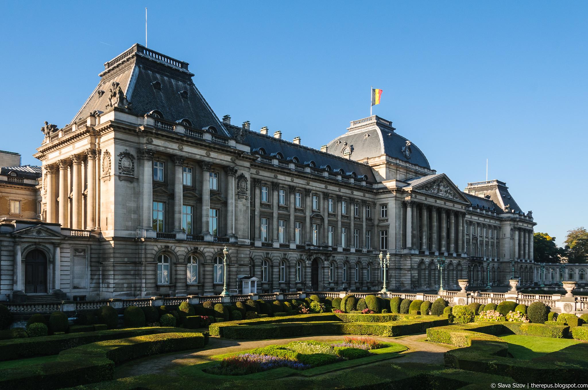 Про Брюссель, часть 8: Верхний город