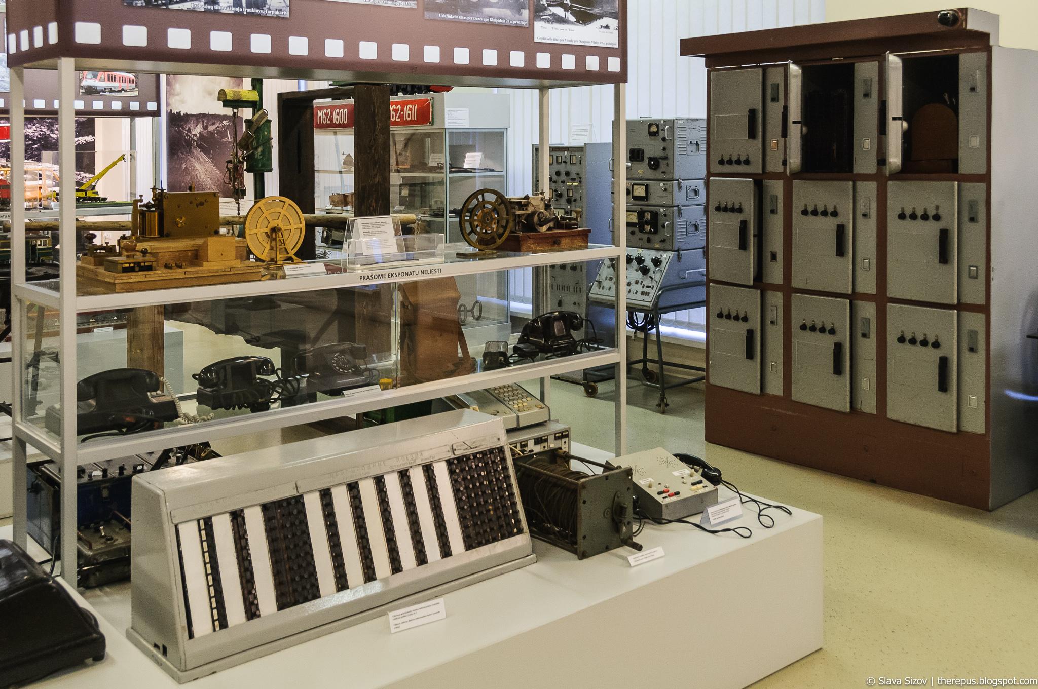 Про железнодорожный музей, часть 2