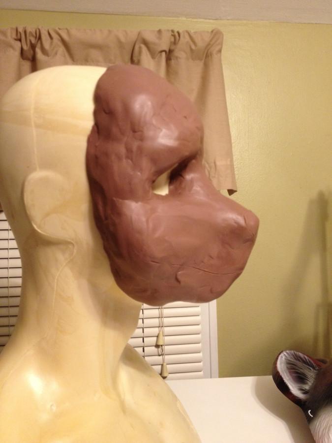 how to make animal costume head