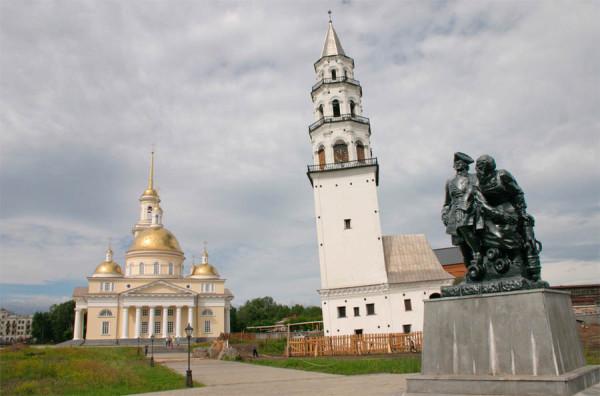 башня екатеринбург невьянская