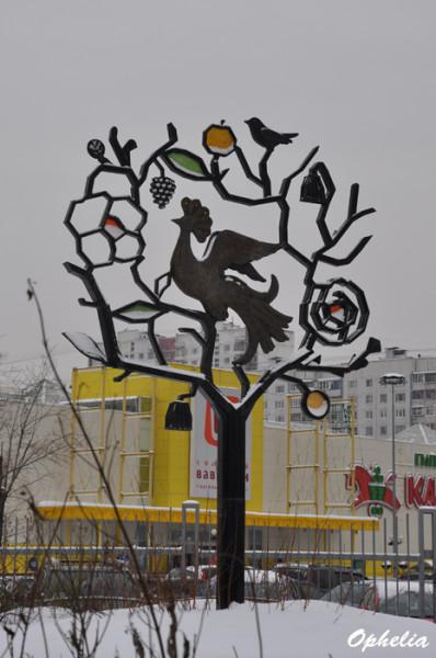дерево0 москва