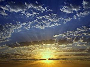 золотой восход