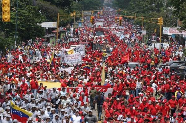 первомай9 венесуэла