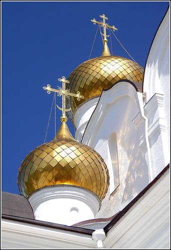 чешуя куполов