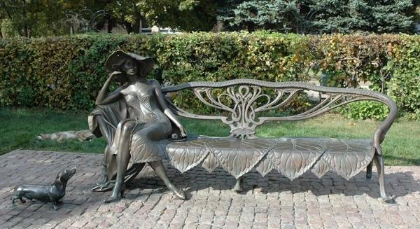 скамейки1