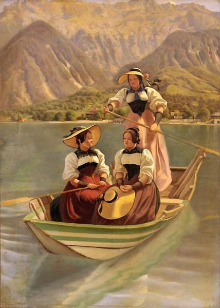 лодки Герард Рейтерн