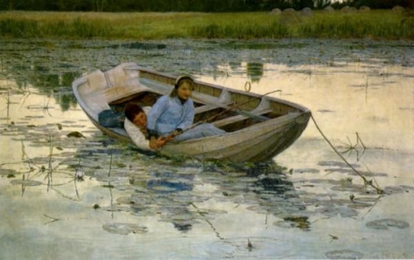 лодки Томас Александр Харрисон