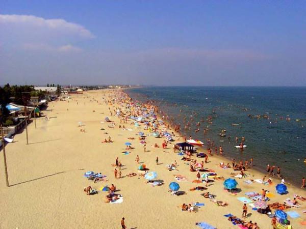 Одесса пляж
