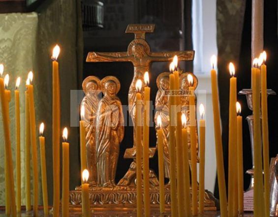 В тишине православного храма2
