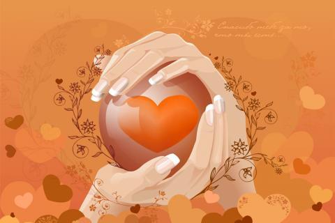руки, пахнущие апельсинами4