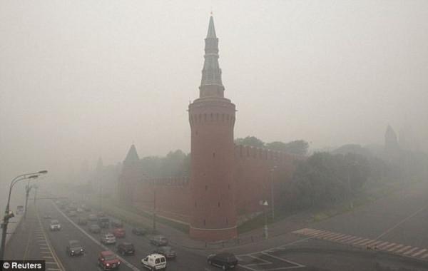 московская жара4