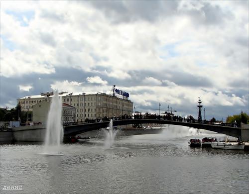 москва канал