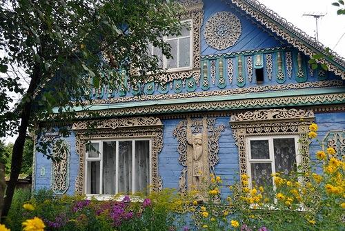 живописный дом