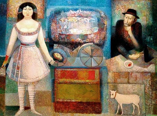 Нико Херкеладзе (Грузия, 1953) «» 2011