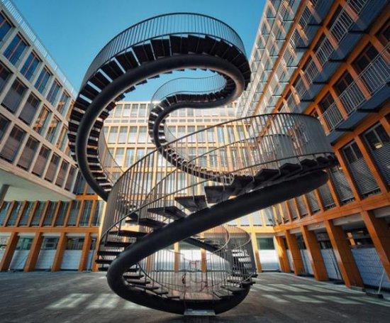 лестница змея