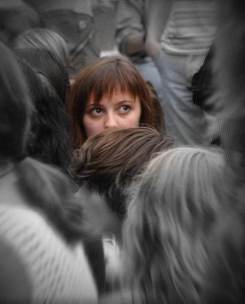 Одиночество в толпе