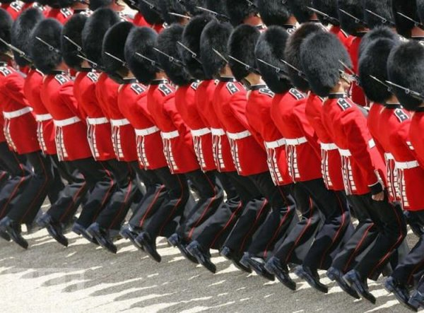 армия англия