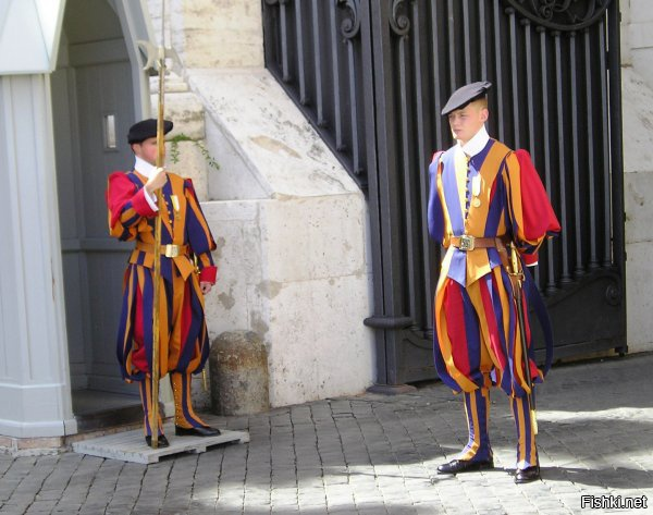 армия ватикан