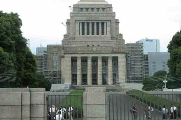 парламент япония