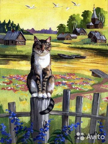 татьяна1 родионова кошки
