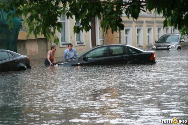 залили город майские дожди2