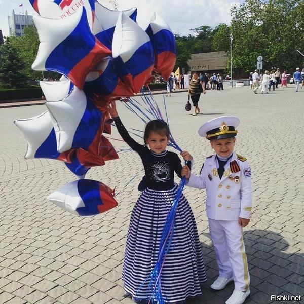 адмирал с супругой